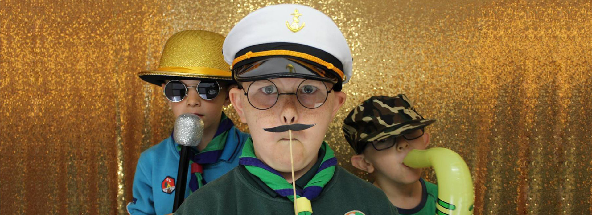 Photo Booth perfect for Kids Events including Birthday Parties