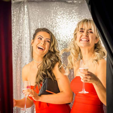 Photo Booths for Corporate Event hire