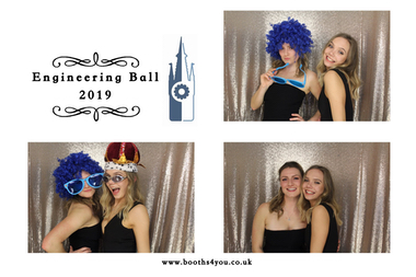 Photo Booth Hire Multiple Template with company logo