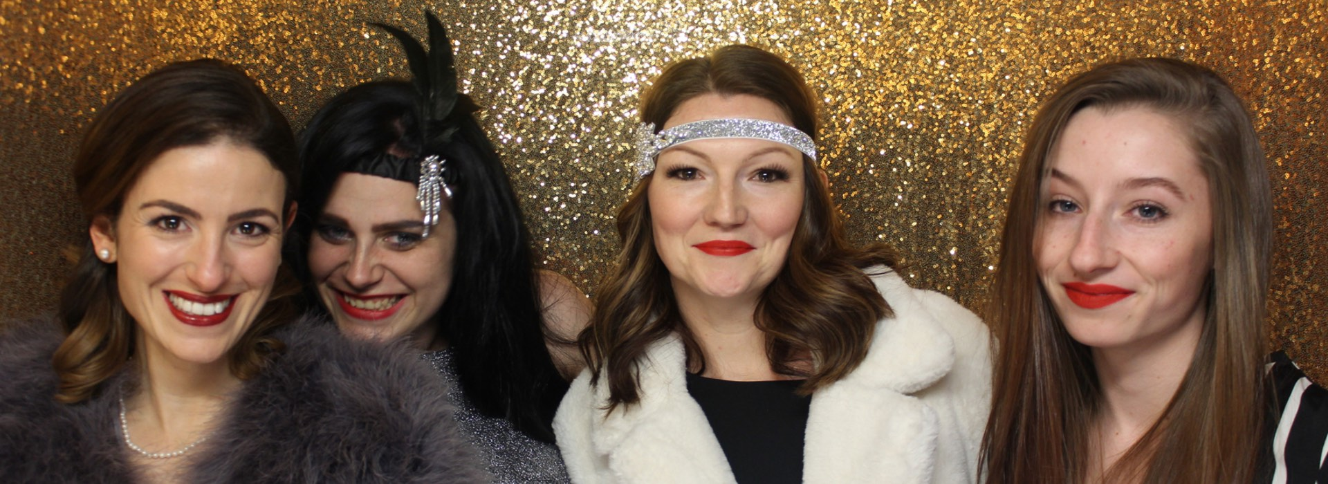 Party Photo Booth Picture Header