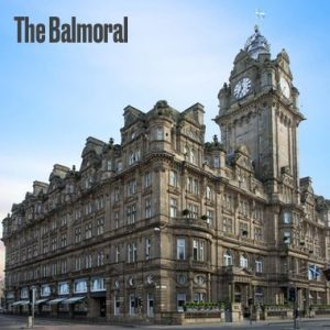 Scottish Wedding Venues Blog volume 1 that includes The Balmoral Hotel in Edinburgh