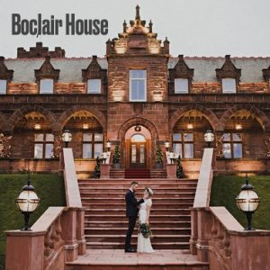 Blog about Scottish Wedding Venues, Volume 1 which includes the amazing Boclair House