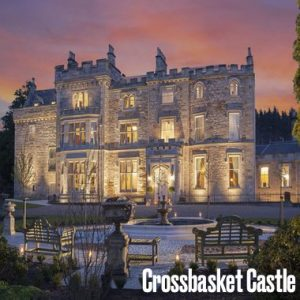 The Beautiful Crossbasket Castle, a part of our Scottish Wedding Venues Blog Volume 1
