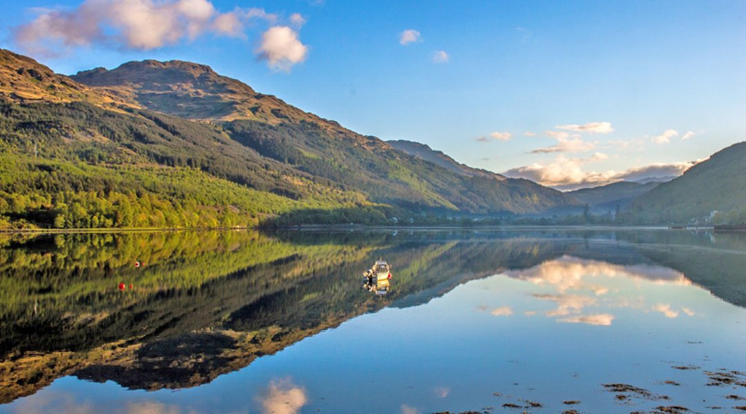 Beautiful Scenery is a major plus point when choosing Scottish Wedding Venues to consider.