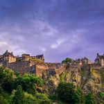 Edinburgh Castle as part of our Blog on Scottish Wedding Venues