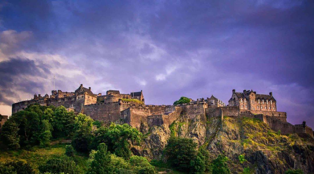 Edinburgh Castle as part of our Blog on Scottish Wedding Venues