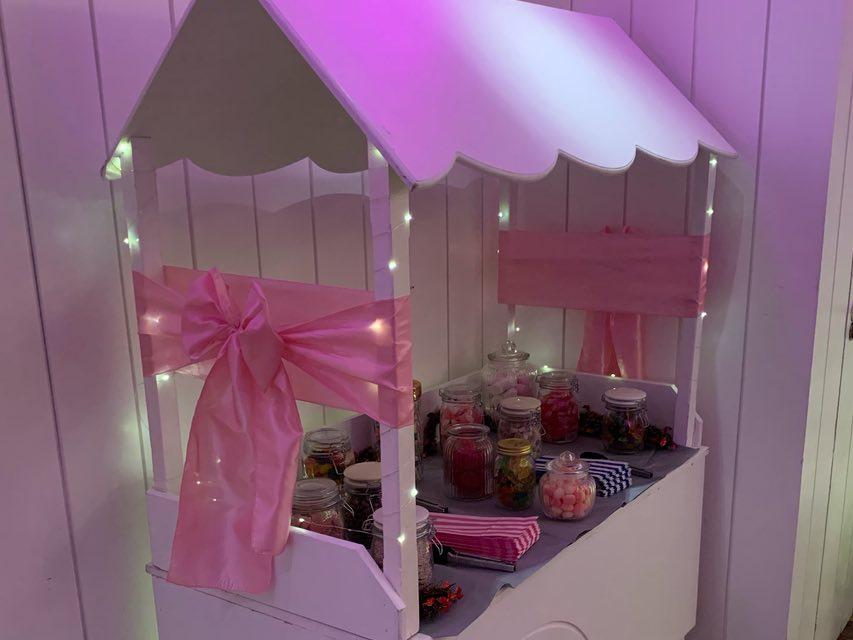 Candy Cart Hire Ayrshire