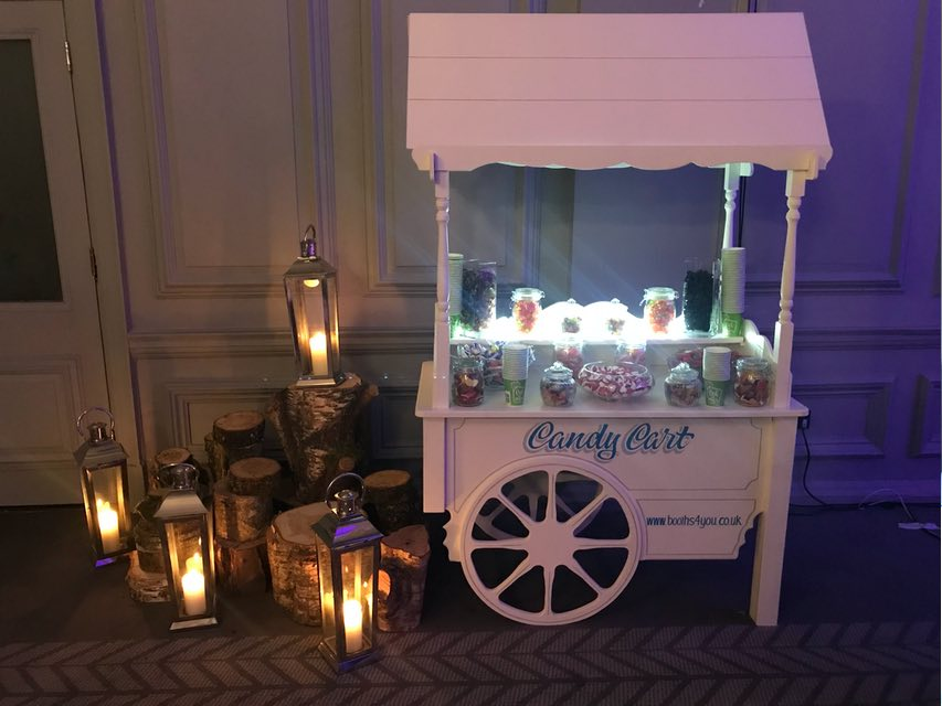 Glasgow Candy Cart Hire