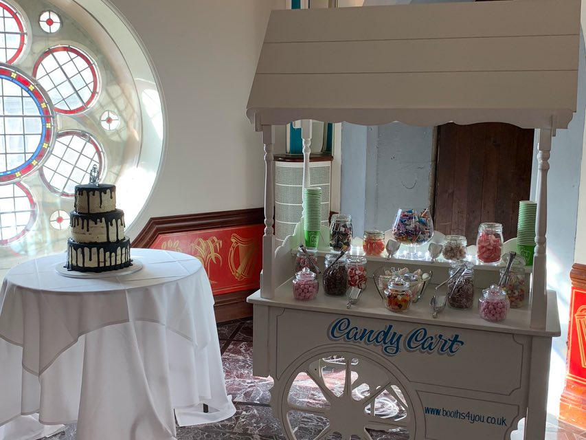Candy Cart Hire Edinburgh