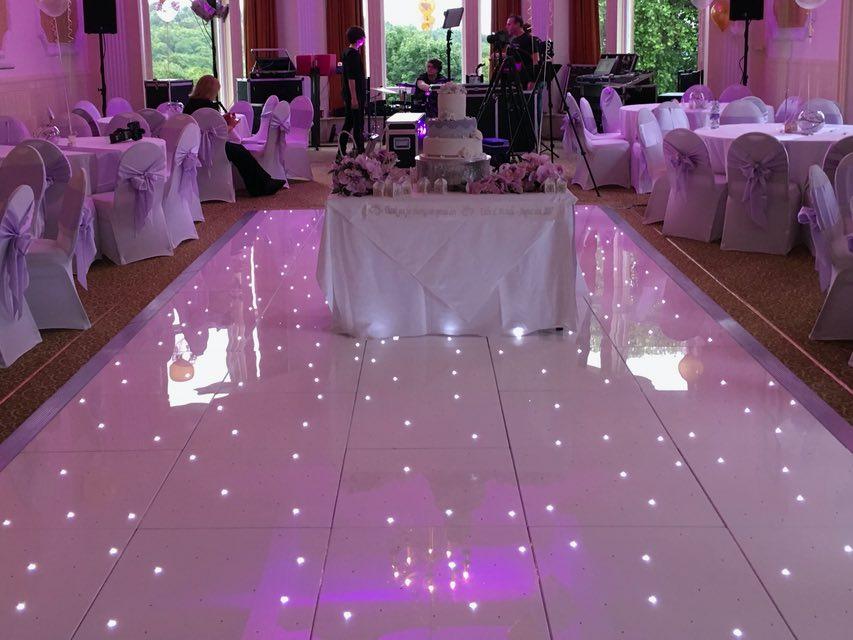 Perthshire LED Dance Floor Hire