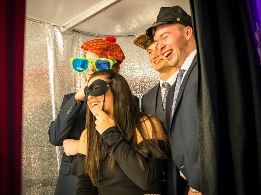 Glasgow Photo Booth Hire