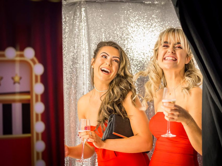 North Lanarkshire Photo Booth Hire