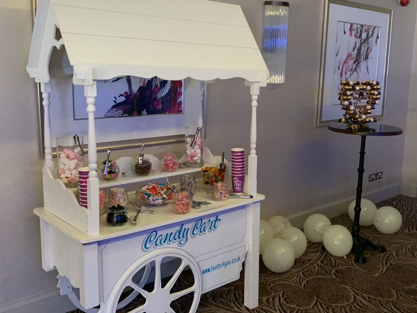 Candy Cart Hire South Lanarkshire