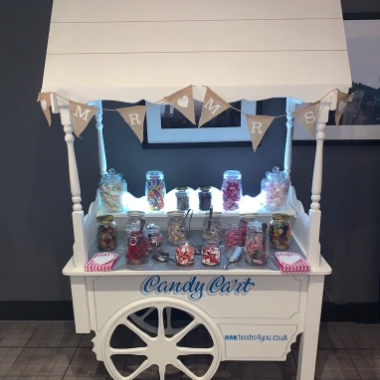 Candy Cart Hire for Parties and Events